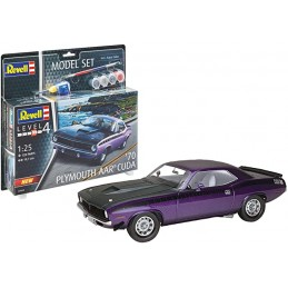 Maquette 1970 Plymouth AAR...