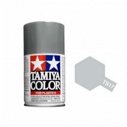 TS17 Aluminium brillant