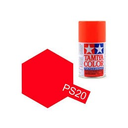 PS20 rouge fluo
