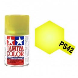 PS42 jaune translucide