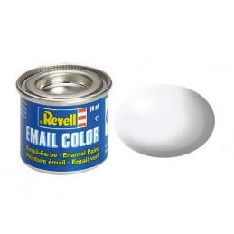 Email Color Blanc satiné 301