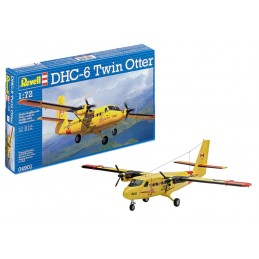 DH C-6 Twin Otter 1:72