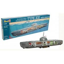 U-Boot Typ XXI U 2540...