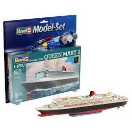 Model Set Queen Mary 2...