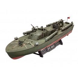 Model Set Patrol Torpedo...