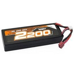 LIPO 2200mAh 7.4V 25C 2S