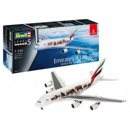 Airbus A380-800 Emirates...