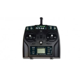 Radio PTR-6A V2 6 voies +...