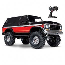 TRX-4 FORD BRONCO ROUGE