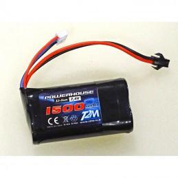 Batterie EXOCET 380 Li-Ion...