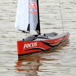 FOCUS II RTR 1m Voilier