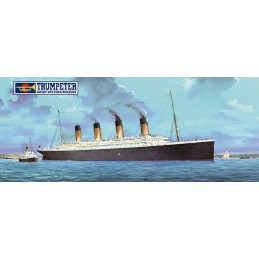 R.M.S TITANIC 1/200 + LED...