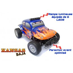 KANSAS BAJA Brushless Version