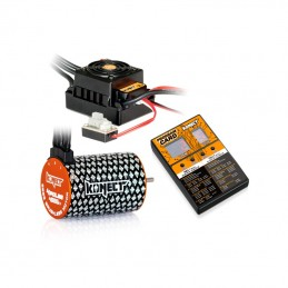 COMBO BRUSHLESS 50AMP WP +...