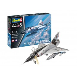 Dassault Mirage III E 03919
