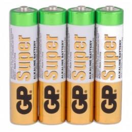 GP piles Super AA alcalines...