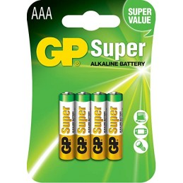 GP piles Super AAA...