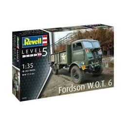 FORDSON W.O.T.6 REVELL 03282