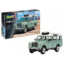 LAND ROVER SERIES III LWB...