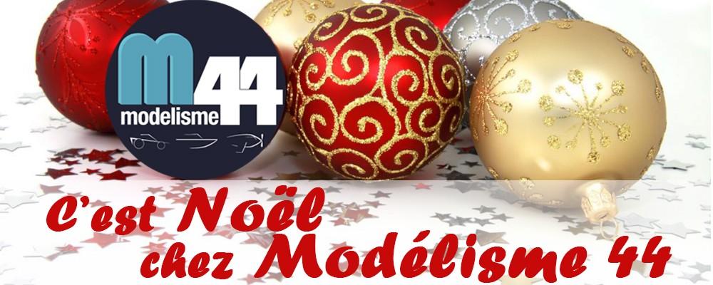 Noël chez Modélisme 44